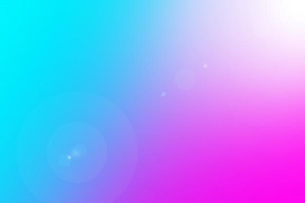 Color De Fondo Claro Azul Claro Degradado Rosado De La Luz