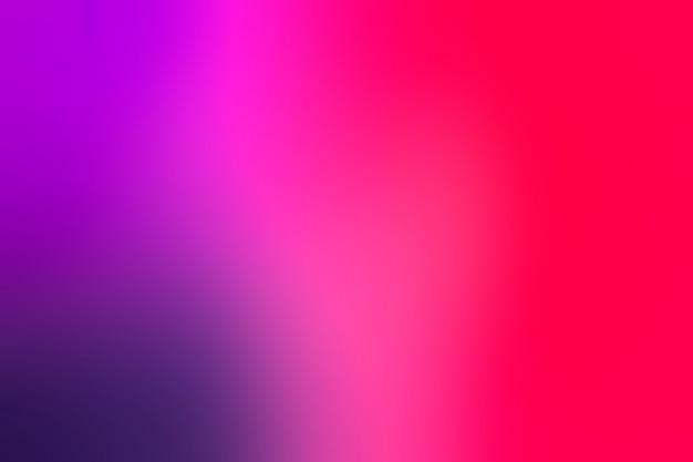 Colores rosados en transición suave Foto Premium