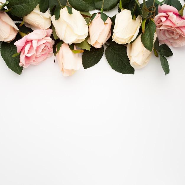 Composición romántica Foto gratis