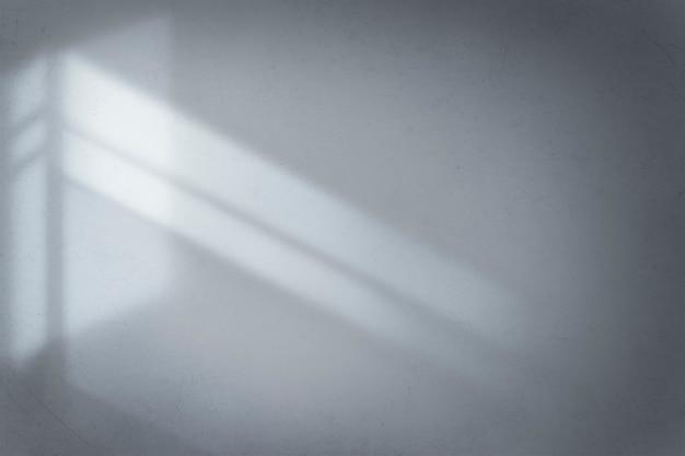 Concepto abstracto de la luz de la sombra de la pared del cemento del fondo Foto gratis