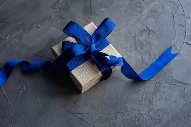 Concepto de caja de regalo Foto Premium