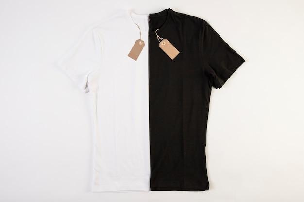 Concepto de camisetas Foto Premium