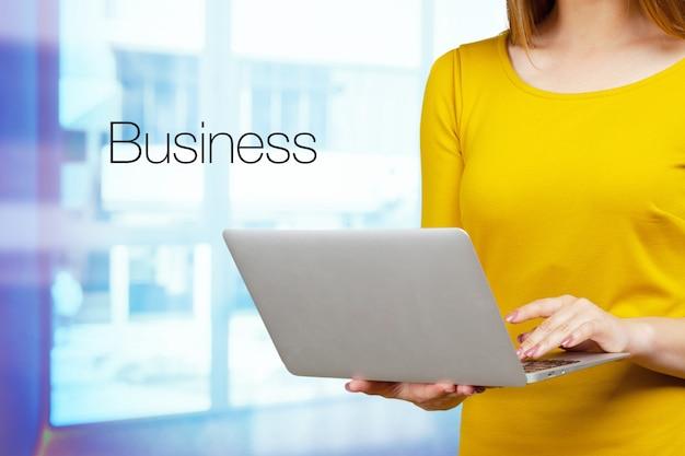 Concepto de negocio Foto Premium