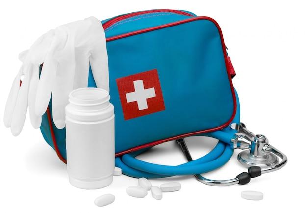 Concepto de salud Foto Premium