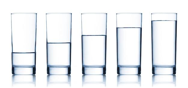 Tomar agua antes de comer para reducir el apetito