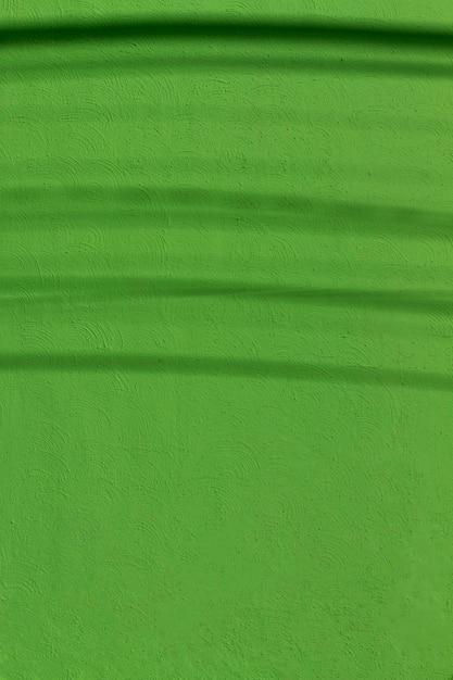 Copie el espacio pintado de verde muro de hormigón Foto gratis