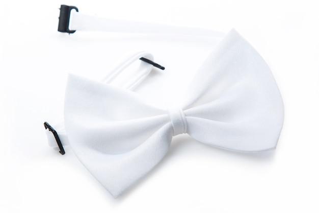 Corbata de moño Foto Premium