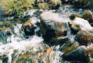 Corriente de roca, Foto gratis