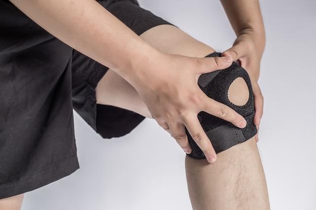 Cuidado accesorio almohadilla aptitud dolor Foto gratis