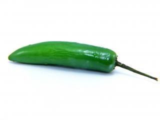 de pimiento verde, orgánica Foto Gratis