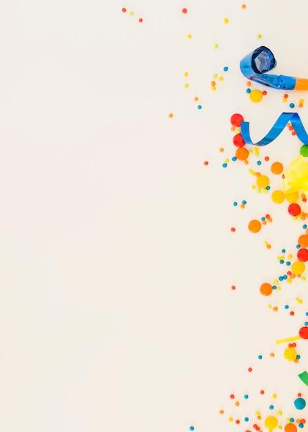 Decoración de cumpleaños Foto Premium