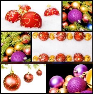 Decoraciones de navidad de nieve descargar fotos gratis - Decoraciones para navidad ...