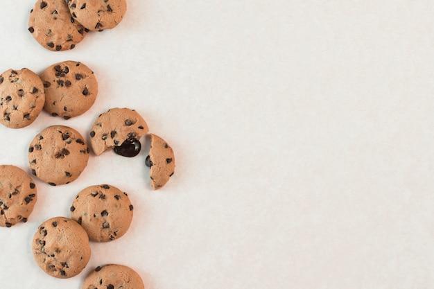 Deliciosos cookies Foto gratis