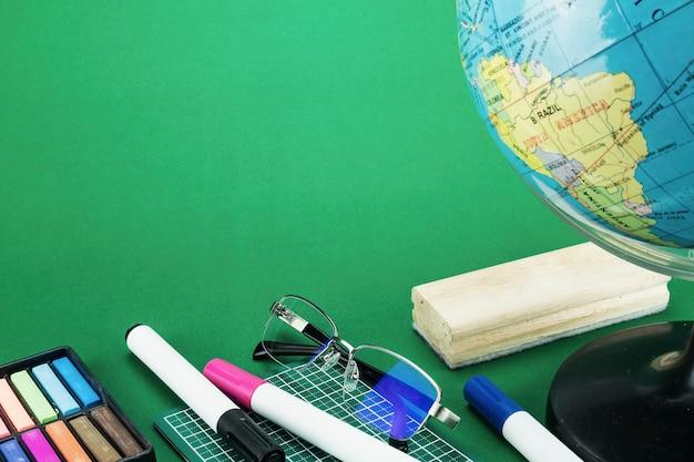 Dia mundial de los docentes Foto gratis