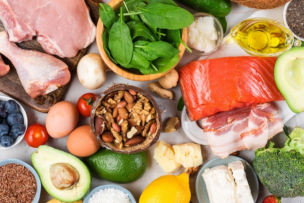 carbohidratos y dieta ceto