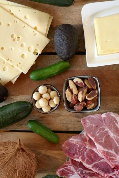 quesos recomendados para dieta cetosisgenica