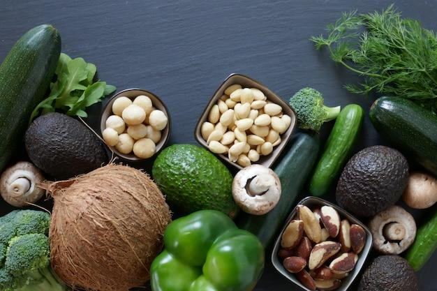 dieta griega de keto de ensalada