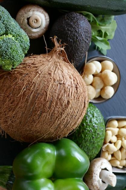 pepinillos en la dieta ceto