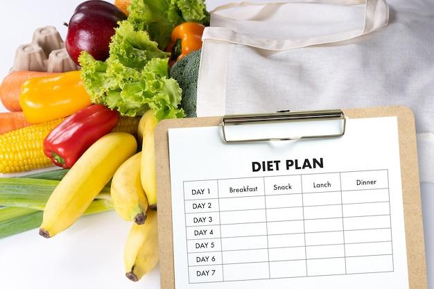 Plan de alimentacion saludable para adelgazar