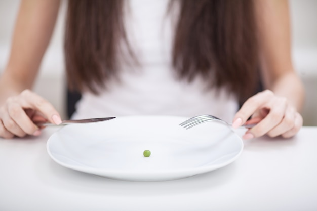 Dieta de un anorexico