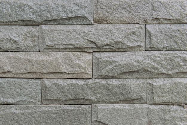 Diseño de pared de piedra gris para interiores | Descargar Fotos premium