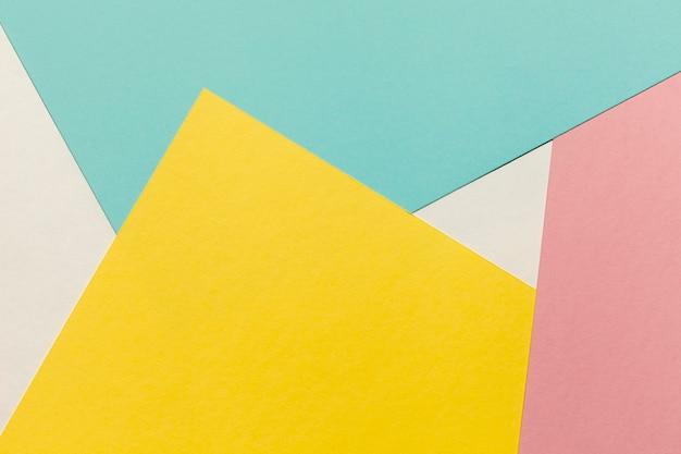 Diseño de fondo de formas geométricas Foto gratis