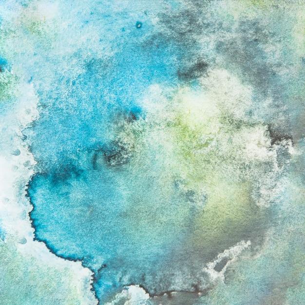 Diseño de fondo de textura de lienzo manchado Foto gratis