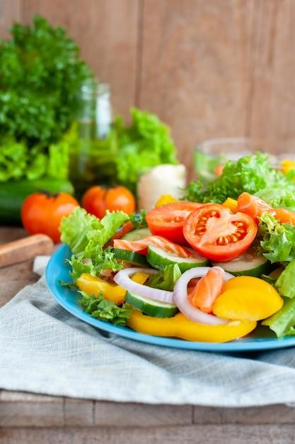 El tomate y la dieta