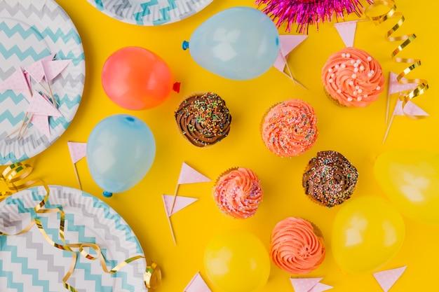 Dulces y decoraciones para fiesta de cumplea os - Decoraciones fiestas de cumpleanos ...