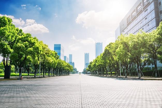 Edificios modernos Foto gratis