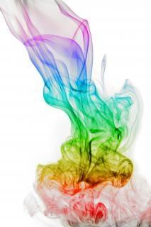 el humo del arte suave aroma Foto Gratis