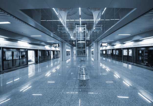 Estación de metro Foto gratis