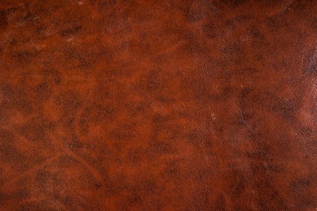 Estilo vintage o antiguo de textura de cuero marrón utilizar como fondo Foto Premium