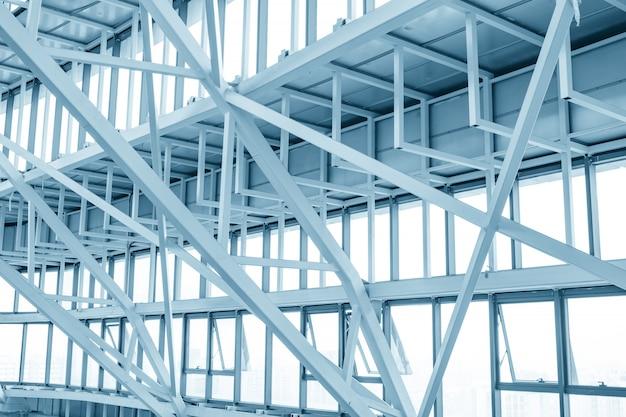 Estructura de un edificio Foto gratis