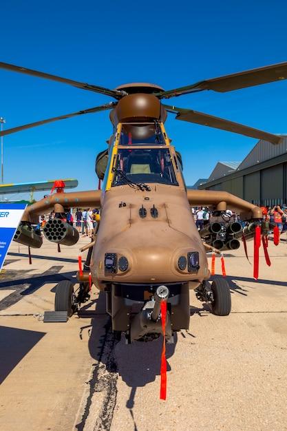 Eurocopter ec-665 tiger Foto Premium