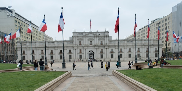 Residencia en Chile