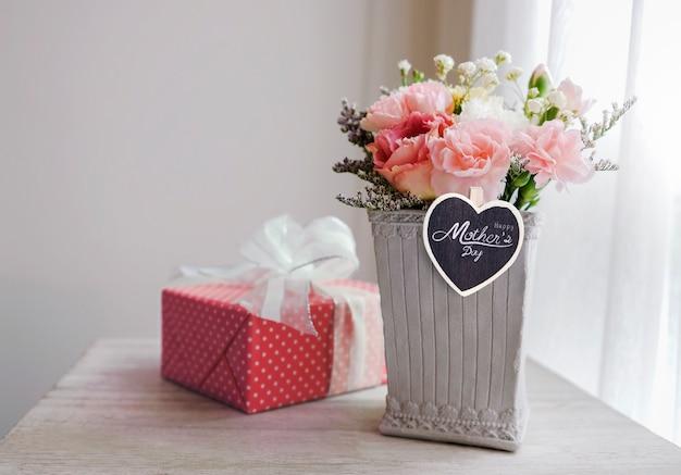 Feliz día de la madre Foto Premium