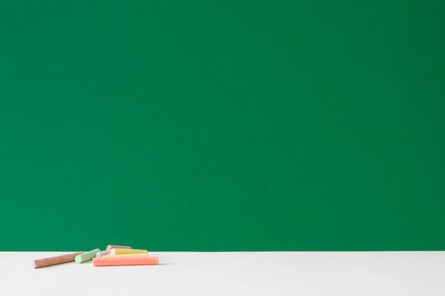 Feliz día del maestro espacio de copia Foto Premium