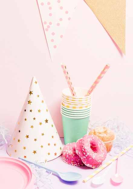 Fiesta de cumpleaños Foto gratis