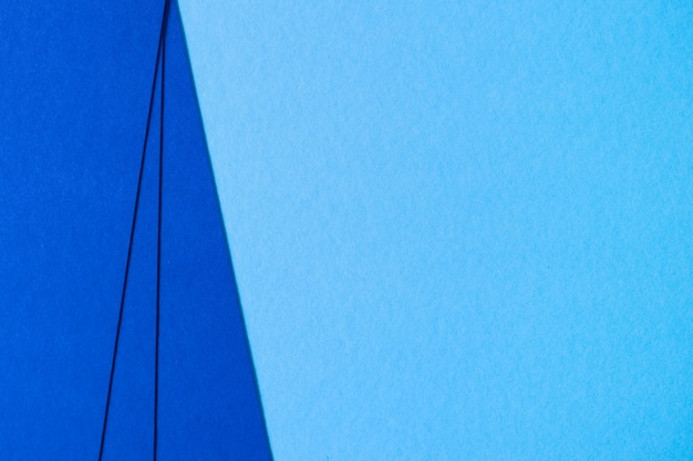 Fondo abstracto de la composición de cartón de textura azul Foto gratis