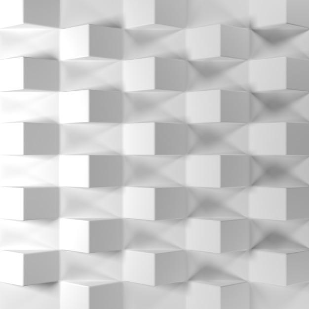 Fondo abstracto geométrico 3d Foto gratis