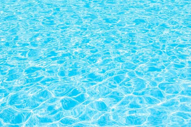 Fondo de agua de piscina Foto gratis