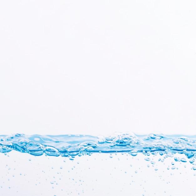 Fondo de agua Foto gratis
