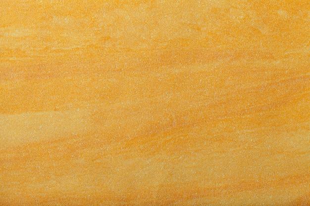 Fondo de arte abstracto con color dorado y amarillo Foto Premium