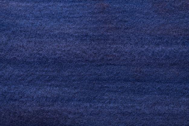 Fondo de arte abstracto colores azul marino. pintura de acuarela sobre lienzo con suave degradado azul. fragmento de obra de arte sobre papel con patrón índigo. telón de fondo de textura. Foto Premium