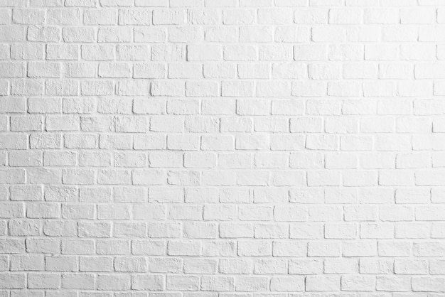Fondo blanco de las texturas de la pared de ladrillo - Pared ladrillo blanco ...