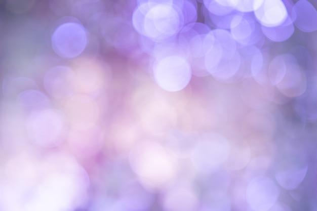 Fondo colorido abstracto del bokeh de la belleza. Foto Premium