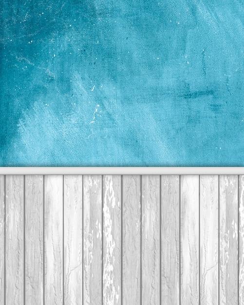 Fondo de pared grunge con paneles de madera descargar for Paneles de madera para pared
