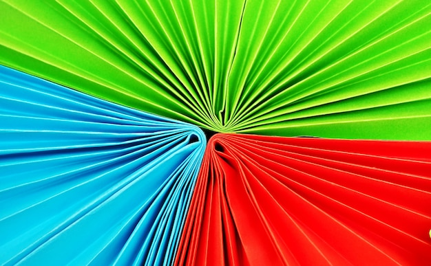 Fondo De Rojo Verde Azul