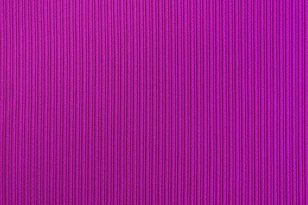 Fondo decorativo magenta, fucsia, color morado, textura rayada Foto Premium